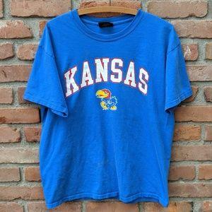 Vintage Kansas JayHawks t-shirt
